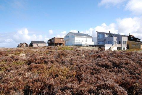 Venstre og MDG kjemper fortsatt mot planene om å bygge 200 nye boliger i Kvithei ved Hålandsmarka.