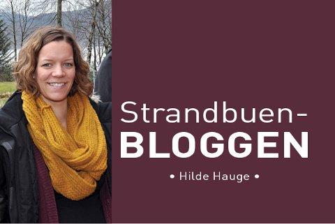 Jammen fekk ikkje Hilde Hauge nokre fine seinsommardagar ho kunne nyta på terrassen før ho skal tilbake i jobb etter permisjon. Her gjev ho enkle tips til korleis du kan pynta opp på din terrasse.