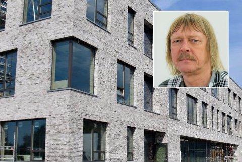 – VÅS: Geir Allan Stava i Skolenes landsforbund meiner at det er vås at lærarane ved Tau skole ikkje får uttala seg om dei omfattande innsparingane skulen må gjera.