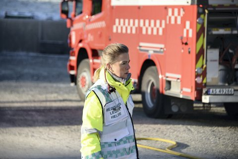 FORBEREDT: Kommuneoverlege Sunniva R. J. Rognerud er forberedt på at det kan bli mer smitte i Steinkjer.