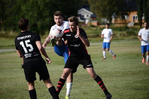 OPPRYKK: I august tapte Beitstad mot Innherred i Trøndersk mesterskap. Lørdag er det en enda større oppgave som venter når Vinne kommer på besøk.