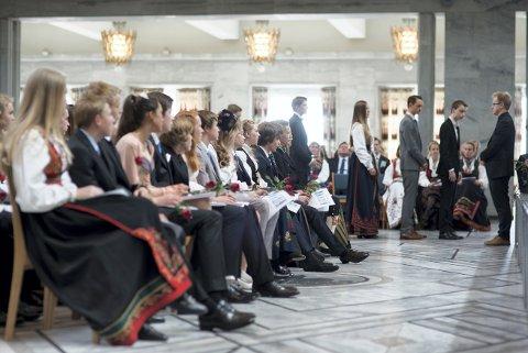Mens kirkene i Steinkjer utsetter konfirmasjonene til august/september, tenker Human-Etisk forbund å gjennomføre seremonier 15. mai, som planlagt.