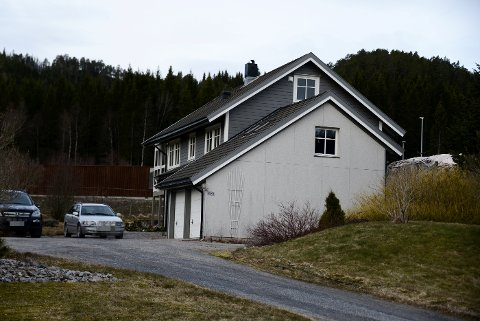 Namsosvegen 1620 er solgt for 1.950.000 kroner.