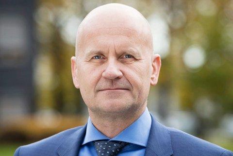 REFORM: Fylkesordfører i Vestfold Fylkeskommune, Rune Hogsnes.