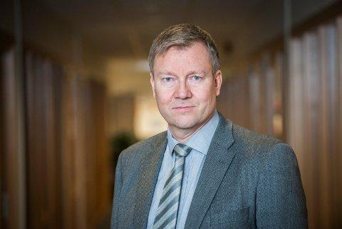 Johan Remmen, daglig leder i RfD, forteller at deres hovedfokus er å fortsatt levere gode renovasjonstjenester til innbyggerne i Drammensregionen.