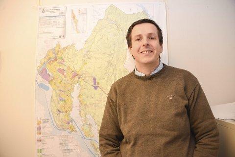 SA OPP: Øistein Brinck sa opp stillingen som kommunalsjef i Porsgrunn etter at han fikk ny jobb som direktør i den nye fylkeskommunen.