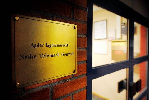 FEM DAGER I RETTEN: Det er satt av fem dager til rettssaken, som starter i Nedre Telemark tingrett mandag 8. mars.