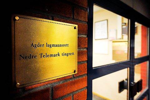KOM ALDRI: 61-åringen møtte ikke opp til ankesaken, som gikk i Agder lagmannsrett i Skien 17. desember. Men rettssaken gikk som planlagt.