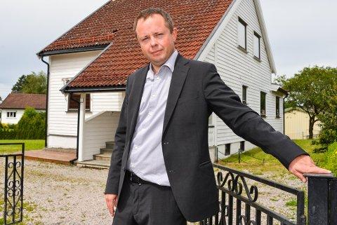 Ordfører Robin Kåss