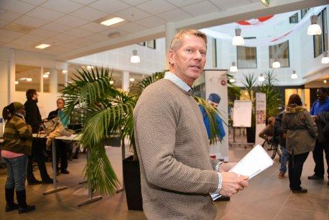 KLAR FOR KONTROLL: - Vi har veldig lyst på dette nye oppdraget, sier daglig leder Morten Kjørholt Pettersen i Keops.