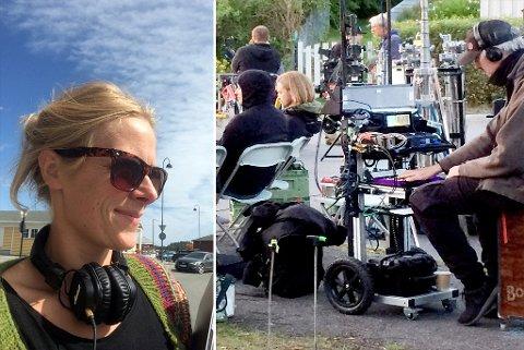Thea Fjørtfoft er en av instruktørene.