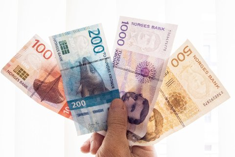 Det kan bli mer å rutte med for norske låntakere enn man kunne frykte, ifølge Handelsbanken. Foto: Gorm Kallestad / NTB scanpix