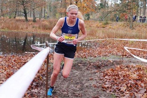 FIKK STIPEND: Mariann Roe er friidrettsutøver og kommer fra Bø.