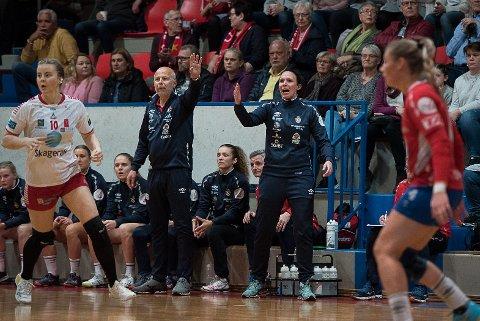 LHK-Gjerpen, LHK, grundigligaen, grundig, Gjerpen, Larvik HK, Larvik Håndball, håndball, eliteserien, Bergslihallen