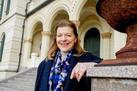 IKKE ÆRESBORGER: Mille-Marie Treschow kunne blitt den første æresborgeren som fikk utmerkelsen posthumt. Foto: Kjersti Bache, arkiv