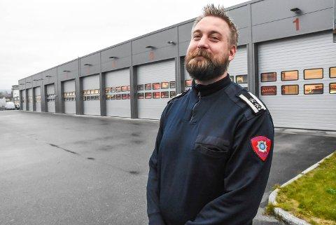 KONGSBERG, DRAMMEN OG OSLO: - Trenger vi ytterligere assistanse vil det typisk være dykkere fra Kongsberg som vil komme, men det har også hendt at vi har hatt assistanse fra dykkere fra både Kongsberg, Drammen og Oslo på samme oppdrag, sier brannsjef Elling Krosshus.