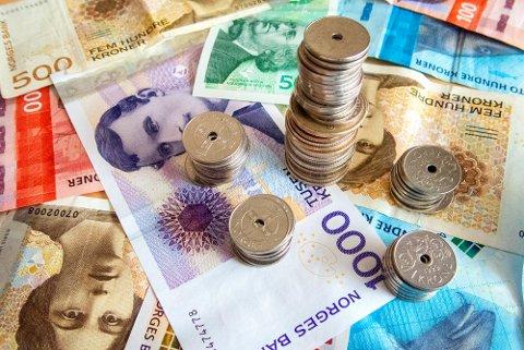 Sparebankstiftelsen DNB har delt ut 106 millioner kroner.  Foto: Gorm Kallestad / NTB
