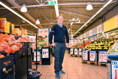 BLE FOR MYE: – Sist gang jeg startet Rema-butikk, fikk jeg over tusen søknader. Det er et problem, fordi gode søkere forsvinner i den store mengden. Derfor gjorde jeg det annerledes nå, sier Kristian Skogen.