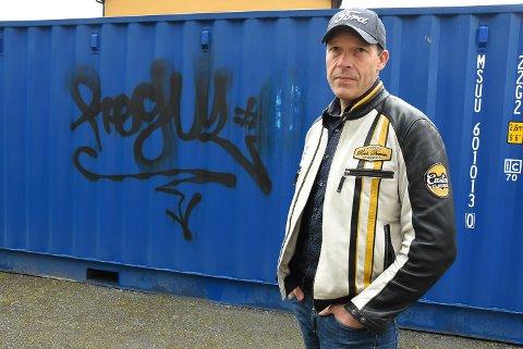 Tor Olav Seltveit, Minox Technology - tagging av container
