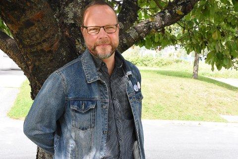 HAR BESTEMT SEG: Bengt Halvard Odden synes det er viktig å tenke igjennom organdonasjon, for når familien stilles overfor valget i en traumatisk situasjon, er det en vond avgjørelse å ta.