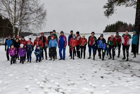 Ribbeløpet i orientering 2017.