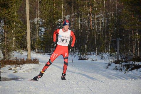 Sander Steinmoen klarte ikke å følge opp sjetteplassen fra fredag.