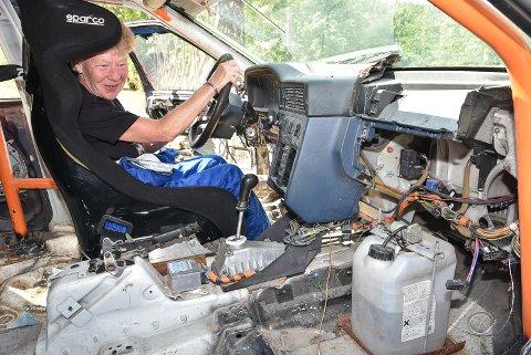 Karin Linnerud er klar til comeback i bilcross.