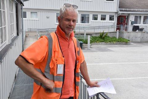 OPPFORDRER: Morten Sæter og Hjartdal kommunen oppfordrer alle innbyggere til å overholde restriksjonene.