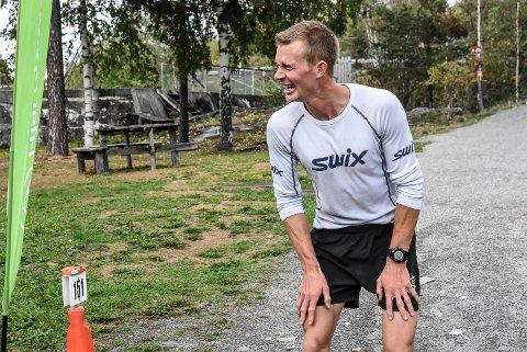 Vebjørn Ryen ble Tinnemyras raskeste i 2018. Til vinteren er Vasaloppet det store målet.