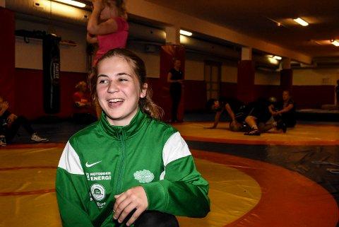 LANDSLAG: Anne Svarstad drar til Frankrike med landslaget denne helgen.