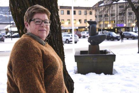 STORT HJERTE: Liv Kasin er overbevist om at Notodden trenger en møteplass som Kirkens Bymisjon kan by på. Det gleder henne at så mange støtter opp.
