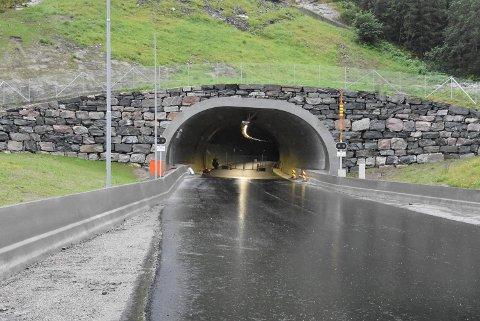 FERDIG: 169 millioner kroner settes av til ferdigstillelse av Århus - Gvammen, tilstørende veier, sluttoppgjør og penger til gamleveien om Nutheim.