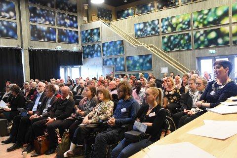 2018: I februar i fjor arrangerte Notodden kommune en nasjonal konferanse om BPA-ordningen.
