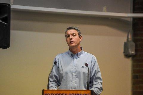20: Rådmann Jan Erik Søhol mener Notodden kommune bør ta i mot 20 flyktninger i 2019.