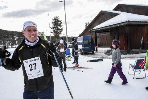 SAVN: Terje Haugland støtter lokale løp, men savner Tysjåløpet og Køyvingen.