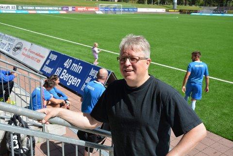 PRISGITT SYSTEMET: Daglig leder i NFK, Per Arne Hansen, brukte en drøy kvart million kroner på å sikre NFK spillere i 2018. Så langt har han ikke brukt ei krone på spilleragenter i 2019.