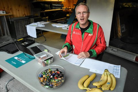 100: Egil Simones håper på over 100 unike deltakere i årets Tinnemyra Rundt.