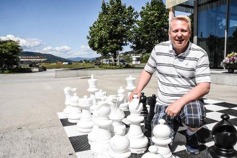 ny: Jan Egil Weiseth er ny i politikken. Han står på sjuendeplass på valglista til Notodden SV.