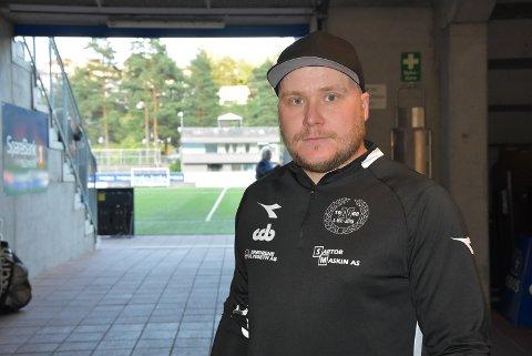 FORUTSIGBARE: Nest Sotra-trener Steffen Landro mener NFK er forutsigbare, men at de er gode hvis man ikke gjør jobben mot dem.