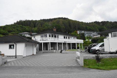 4,6 MILLIONER: Høy standard på boligen, attraktivt område på Tinnesjordet og bra opparbeidet tomt gir høy pris.