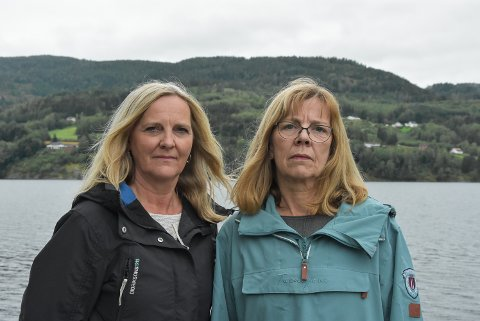 SIVILOMBUDSMANNEN: Nina Meder og Anne Meder er skuffet over Hjartdal kommune. Nå kan de få mobilmast 53 meter fra hytteveggen, men nekter å gi opp kampen. Nå klager de Fylkesmannens vedtak inn for Sivilombudsmannen.