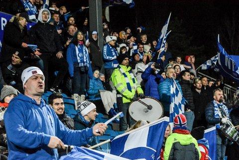 KLARTEKST: Karl Arne Lia, leder av Rallarberget, er klinkende klar: -  NFK fikser billetten til OBOS-ligaen og Aalesund skal få merke det søndag!