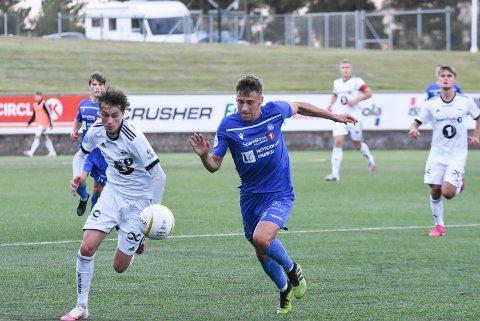 13: William Schjølberg Husebø har spilte samtlige 13 seriekamper for NFK, og har kontrakt med klubben også neste sesong.