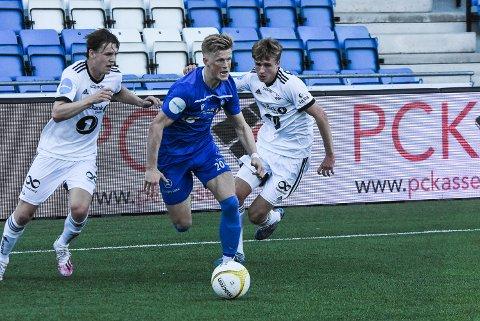 KOMMER TILBAKE: Jørgen Voilås kommer tilbake til Notodden for å trene med klubben 6. januar, men om han skriver under for en ny sesong er fortsatt uvisst.