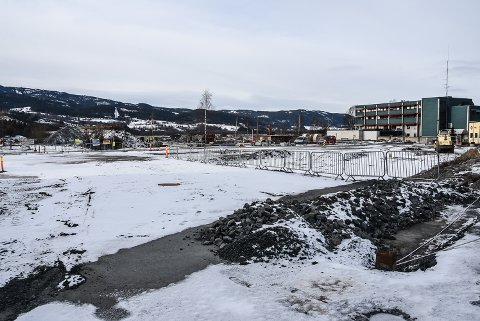 BYGATER: Her skal det komme nye bygater. Men hva skal de hete?