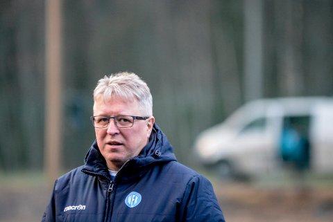 Notodden Fotball. Per Arne Hansen