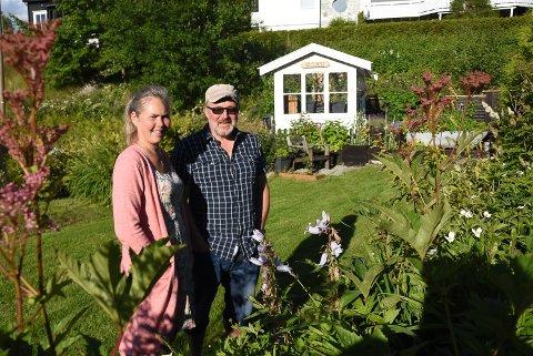 Hagen til Olav Kristian Endresen og Hege Endresen