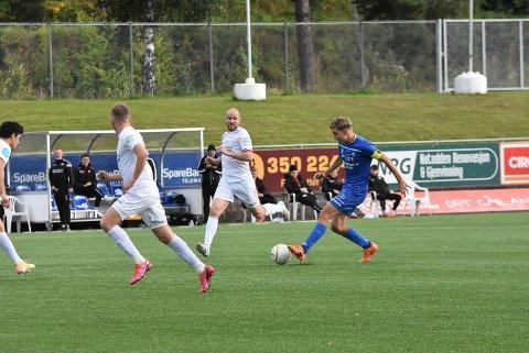 RUTINE: Henrik Gustavsen representerer rutinen i årets NFK-lag.