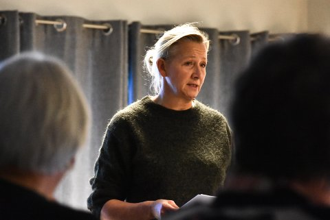 LA FREM PLANEN: Folkehelsekoordinator Signe Hordvei mener det må gjøres noen bestemte grep for å bedre levekårsutfordringene i Notodden, selv om det kan gå ut over tjenestetilbudet på andre områder.