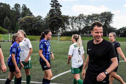 ODD: Odd skal bli xdet nye flaggskipet innen damefotball i Telemark, og Even Vala skal trene laget i deres første sesong som starter i 2. divisjon.
